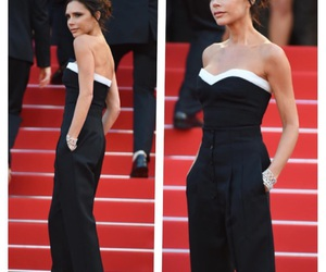 beckham, cannes, and fashion image