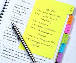 study and note image