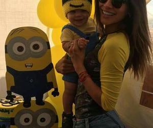 yellow, baby, and alejandra espinoza image