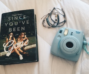 book, hipster, and photography image