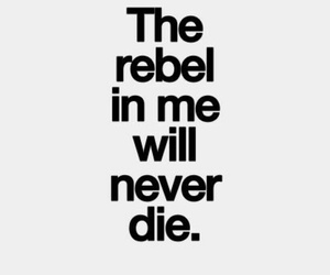 quotes and rebel image