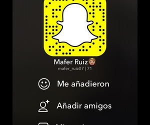 smile, mafer, and snapchat image
