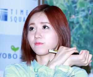 jin, lovelyz jin, and park myeong eun image