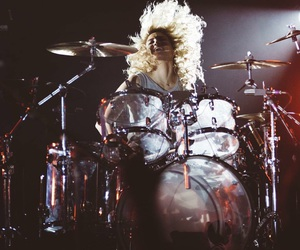 tori kelly, drums, and singer image