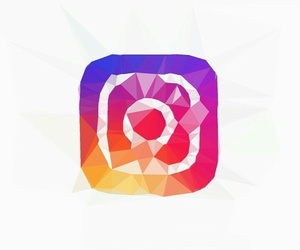 instagram+, insta+, and logo+ image