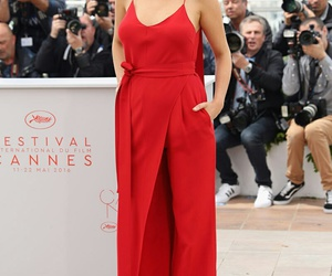 blake lively, cannes, and red image