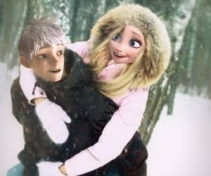cold, winter clothes, and modern jelsa image