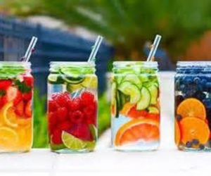 color, healthy, and water image