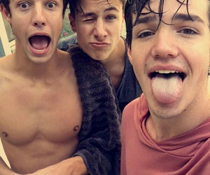 cameron dallas, aaron carpenter, and juanpa zurita image