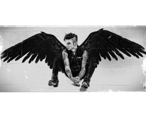 andy, Tattoos, and andy black image