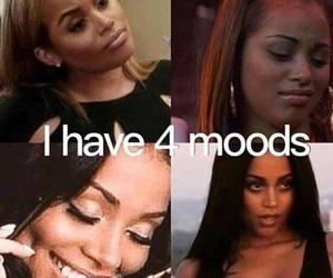 girl and mood image
