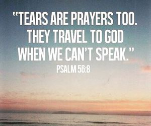 god, tears, and quotes image