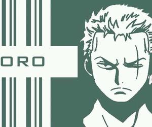 one piece and zoro image