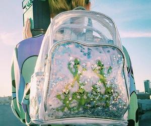 alien, alternative, and bag image