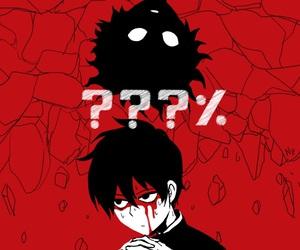 anime, creepy, and manga image