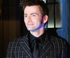 david, david tennant, and doctor who image