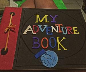 adventure, book, and movie image