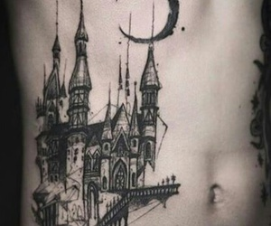 tattoo and castle image