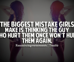 hurt, mistake, and realize image