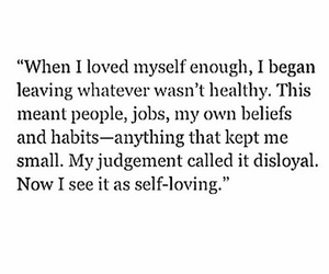self love, habits, and healthy image