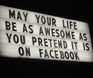 quotes, facebook, and life image