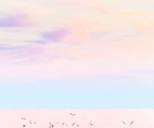 wallpaper, pink, and pastel image