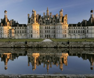 castle, chateau de chambord, and france image