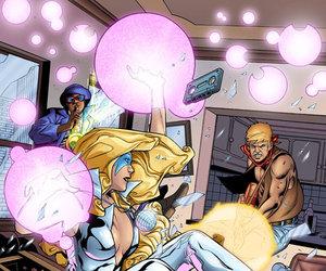 Marvel, x-men, and dazzler image