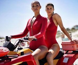 bikini, jet ski, and movie image
