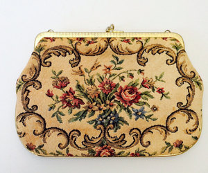 etsy, gift for her, and vintage purse image