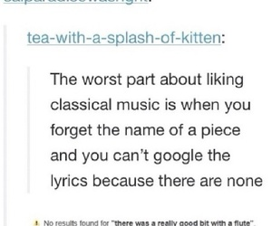 classical music, music, and quotes image