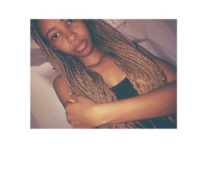 African, me, and braids image