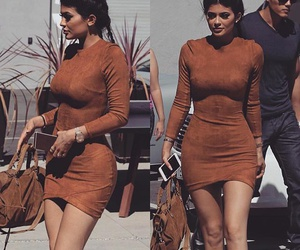 kylie jenner, kylie, and dress image