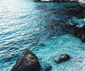 blue, summer, and water image