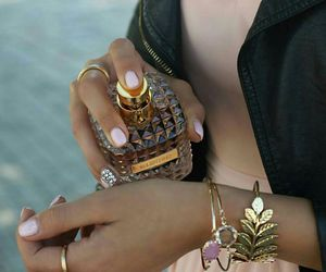 fashion, nails, and fragrance image