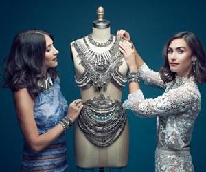 fashion, handmade, and jewelry image