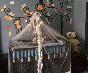 baby room, beautiful, and boy image