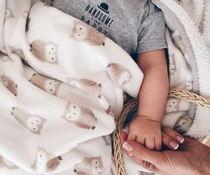 baby, cute, and mon enfant image