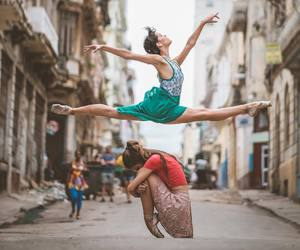 dance, ballet, and cuba image