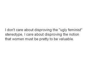 feminism, quotes, and so true image