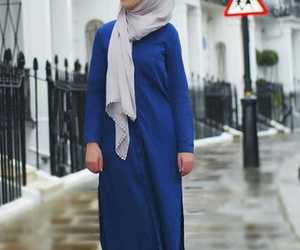 clothes, hijab, and style image