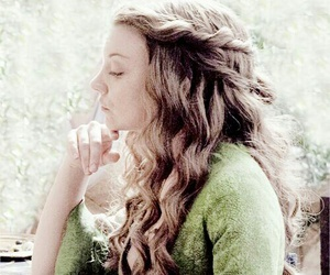 Natalie Dormer, game of thrones, and margaery tyrell image