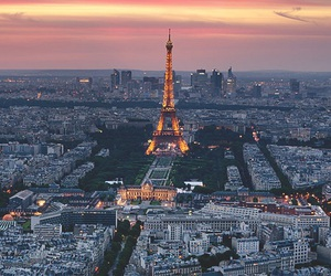 buildings, cities, and paris image