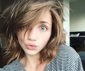 girl, emily rudd, and beauty image