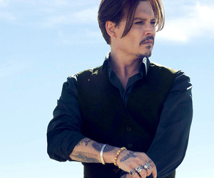 johnny depp and tattoo image