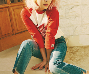 snsd, girls' generation, and hyoyeon image