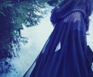 fantasy, mantle, and fashion image