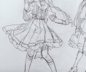 anime, cool, and kawaii image