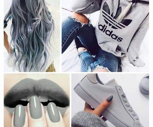 grey and outfits image
