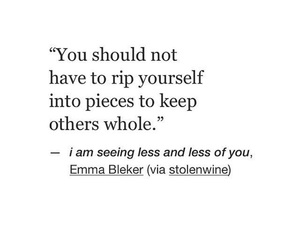 quote, true, and yourself image